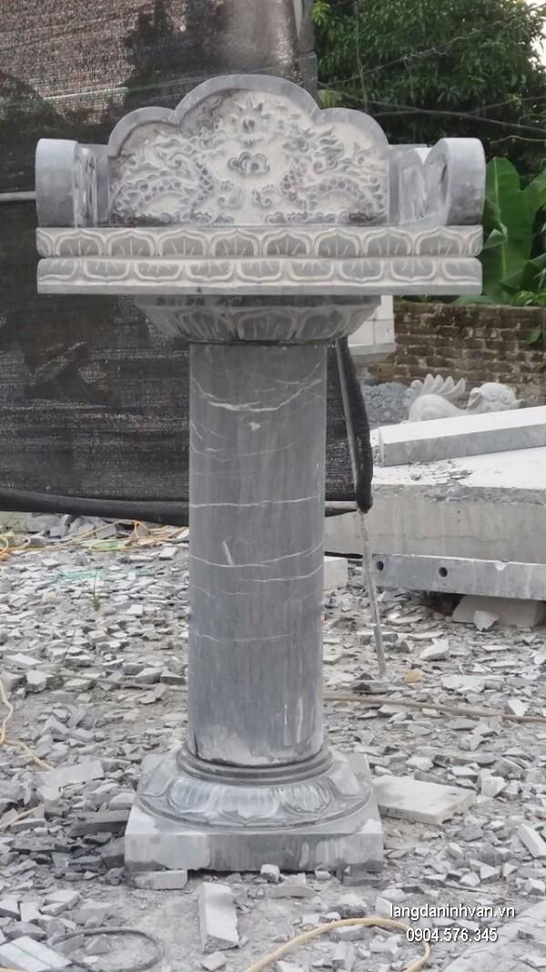 Bàn thờ thiên đá xanh đẹp chất lượng tốt giá tốt thiết kế cao cấp