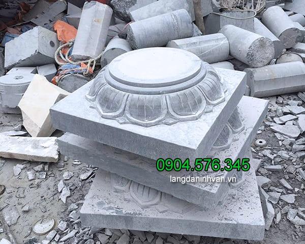 Các mẫu chân tảng đá kê cột nhà thờ đẹp giá rẻ nhất hiện nay