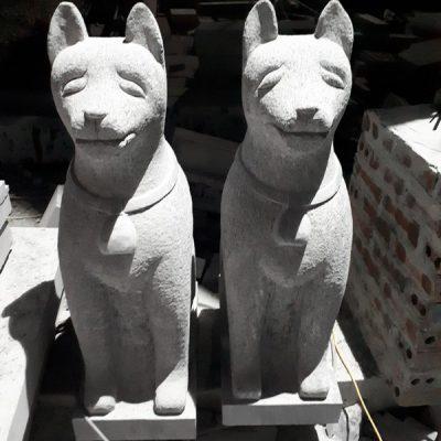 Chó đá phong thủy đẹp nhất chất lượng cao giá rẻ