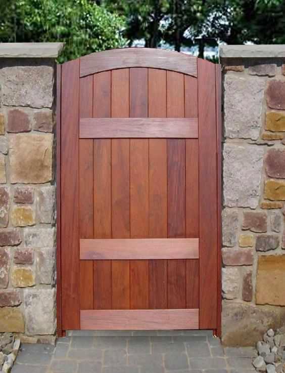 Kích thước cổng nhà một cánh chuẩn thước lỗ ban