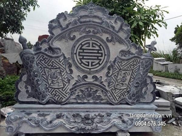 Cuốn thư đá chạm khắc đẹp chất lượng cao giá tốt