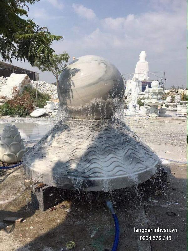 Đài phun nước bằng đá đẹp chất lượng tốt giá rẻ
