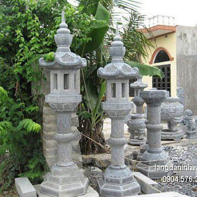 Đèn đá sân vườn đẹp chất lượng tốt giá tốt