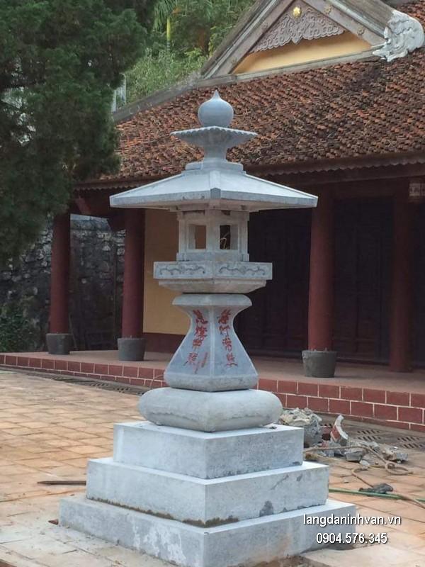 Đèn đá sân vườn đẹp thiết kế hiện đại giá rẻ