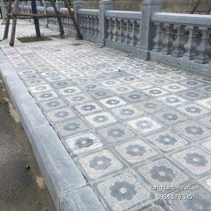 Hàng rào đá xanh đẹp nhất chất lượng tốt giá tốt thiết kế hiện đại