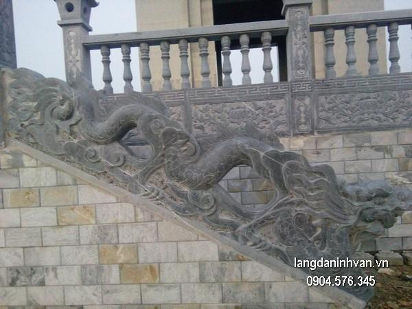 Hàng rào đá đẹp chất lượng cao giá hợp lý thiết kế cao cấp