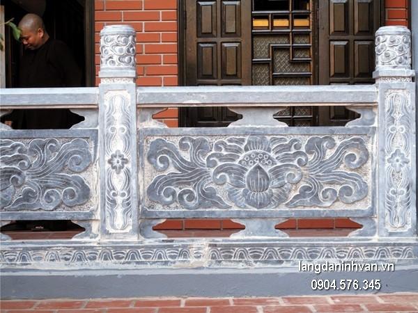 Hàng rào đá đẹp chất lượng tốt giá rẻ thiết kế đơn giản