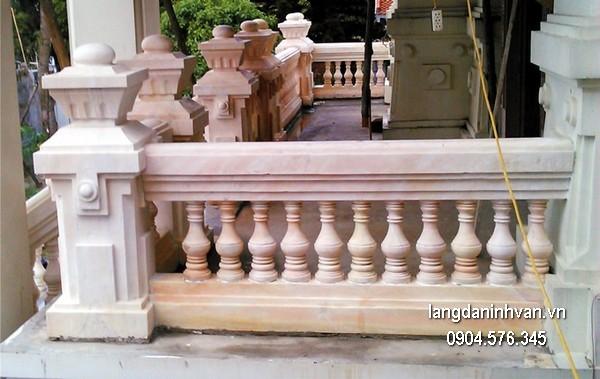 Hàng rào đá đẹp chất lượng tốt giá tốt thiết kế cao cấp
