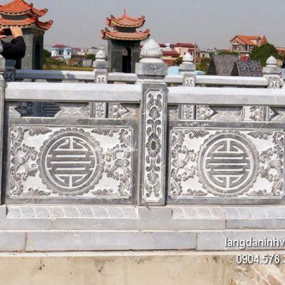Hàng rào đá đẹp nhất chất lượng cao giá rẻ thiết kế hiện đại