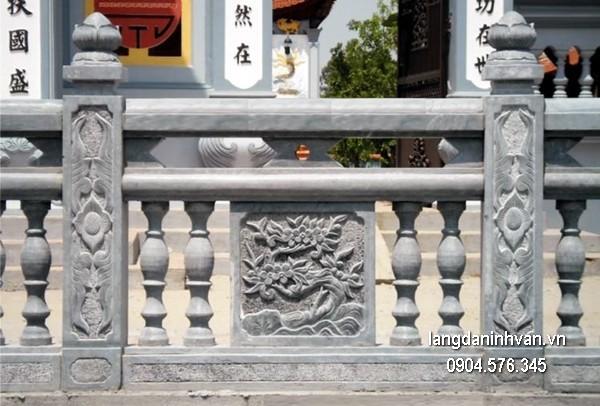 Hàng rào đá đẹp nhất chất lượng cao giá tốt thiết kế đơn giản
