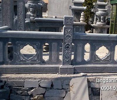 Hàng rào đá đẹp nhất chất lượng cao giá hợp lý thiết kế cao cấp