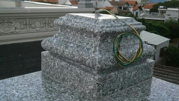 Chân cột bằng đá hoa cương đẹp nhất