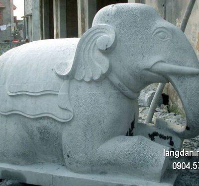 Tượng voi đá đẹp nhất chất lượng cao giá tốt