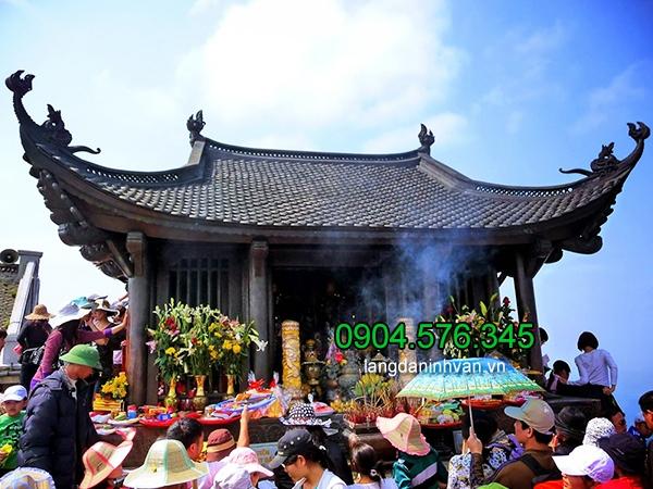 Bài văn khấn chùa đồng yên tử cầu may xin lộc đầu năm