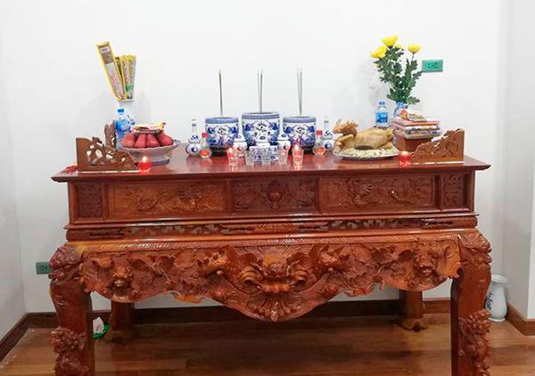Bài văn khấn khi xin di chuyển bàn thờ và cách sắm lễ khi xin di chuyển bàn thờ