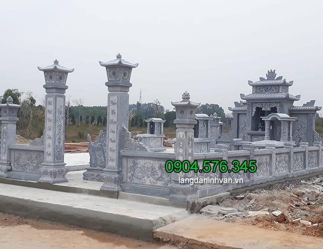 Cơ sở bán lăng mộ đá ninh vân ninh bình uy tín chất lượng