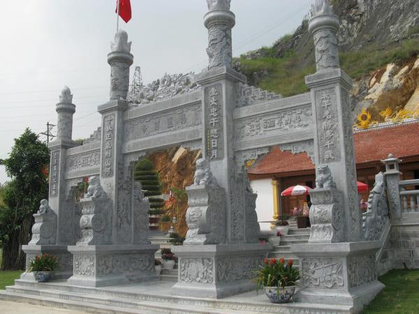 Cổng tam quan là gì? ý nghĩa và biểu tượng của cổng tam quan