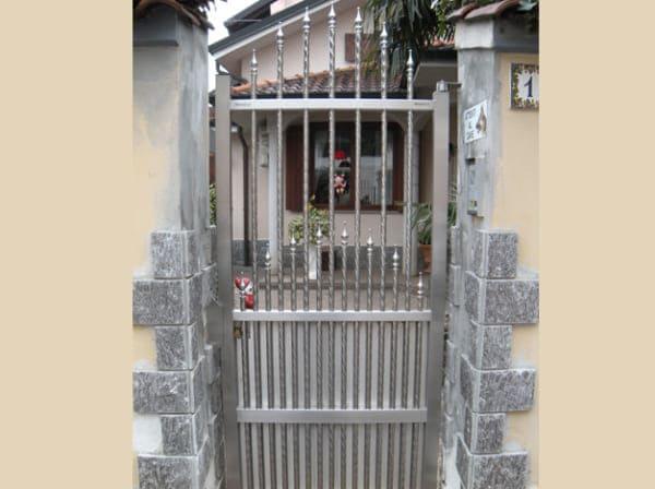 Kích thước cửa cổng một cánh theo thước lỗ ban