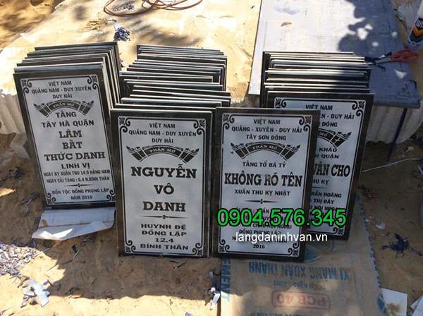 Top 5 mẫu bia đá nghĩa trang đẹp nhất chuẩn phong thủy tâm linh