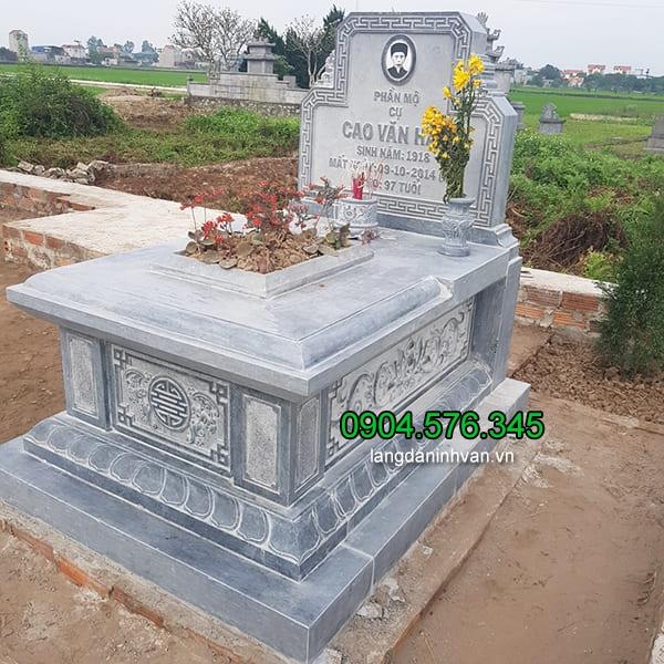Cách tính kích thước xây mộ theo thước lỗ ban chuẩn phong thủy
