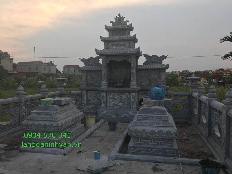 khu lăng mộ nghĩa trang gia đình, dòng họ giá rẻ tại Vĩnh Long