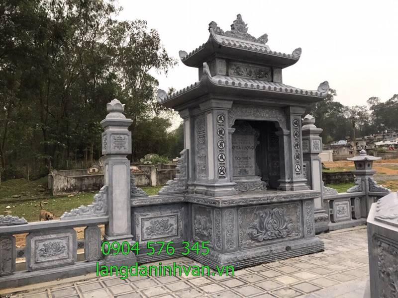 khu lăng mộ bằng đá đẹp độc đáo của gia tộc họ nguyễn tại vũng tàu