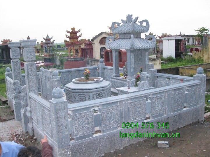 khu lăng mộ tổ họ Đỗ tại thái bình -9