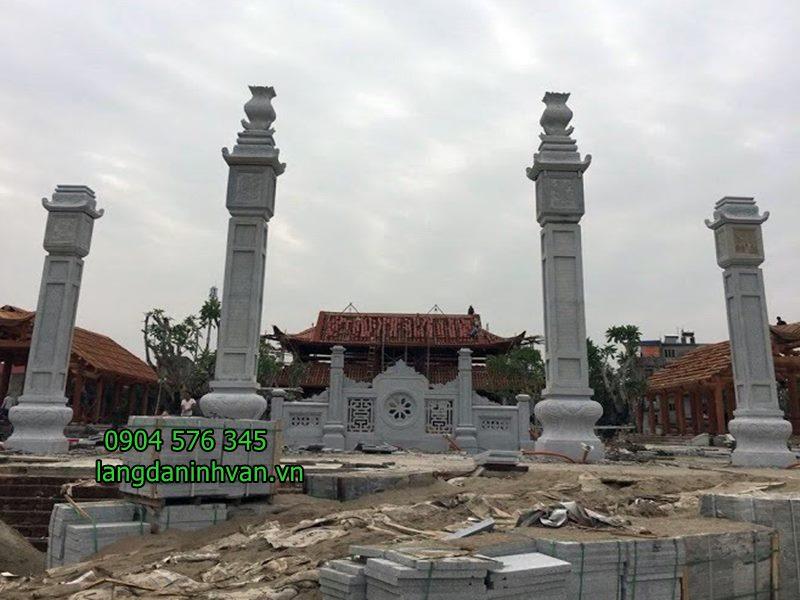 lắp đặt cổng nhà thờ họ tại hà nam
