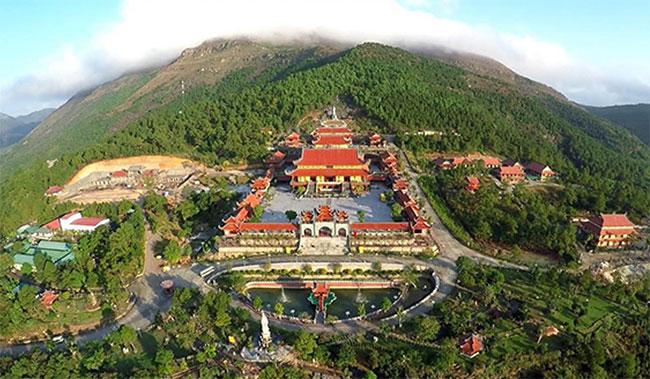 Đền Côn Sơn - Kiếp Bạc