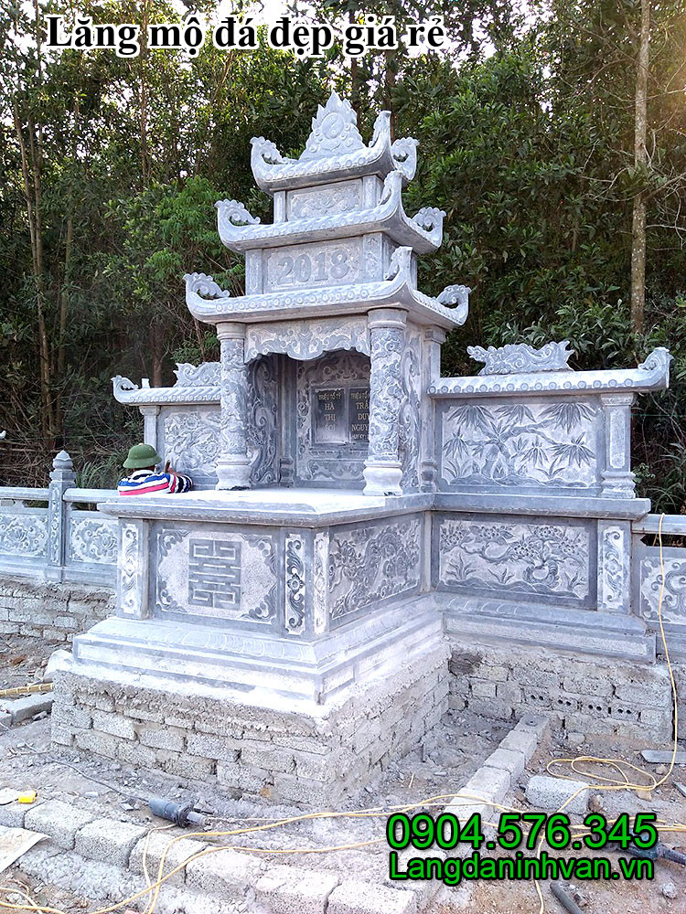 Lăng mộ đá đẹp giá rẻ
