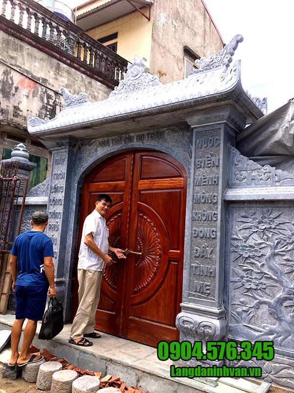 Địa chỉ làm cổng nhà thờ họ đẹp uy tín giá rẻ chất lượng