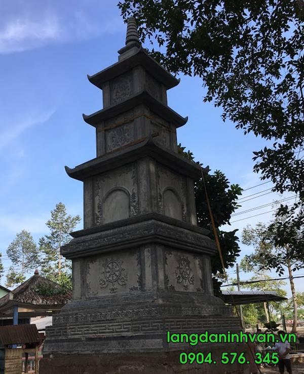 mẫu tháp phật giáo đẹp