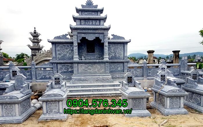 Mẫu lăng mộ đẹp giá rẻ