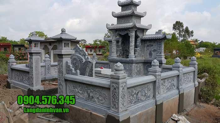 Mẫu lăng mộ đẹp nhất