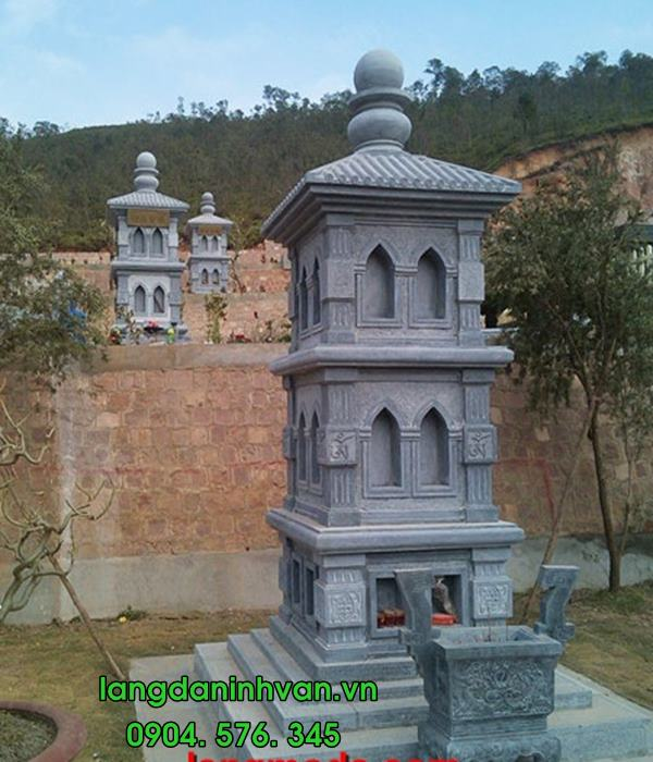 mộ tháp phật giáo đẹp nhất 004