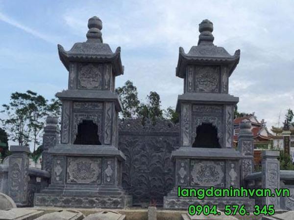 mộ tháp đựng hài cốt tại vĩnh long 030