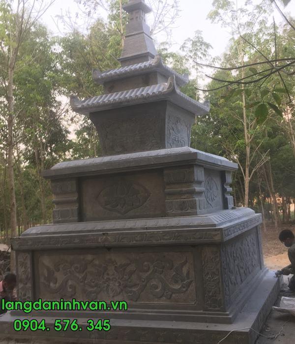 mộ tháp phật giáo đẹp tại bình dương