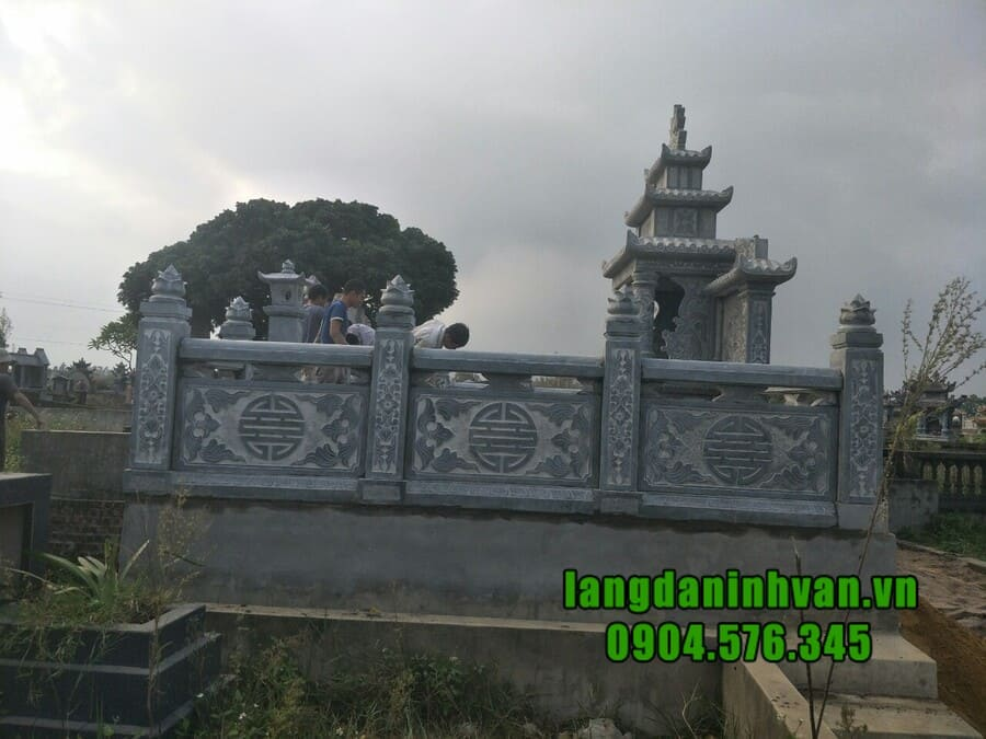 Địa chỉ bán lăng mộ đá giá rẻ tại Ninh Bình