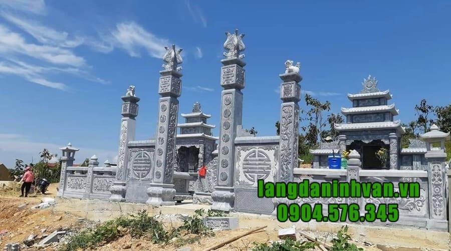 Cập nhật giá lăng mộ đá tại Ninh Bình