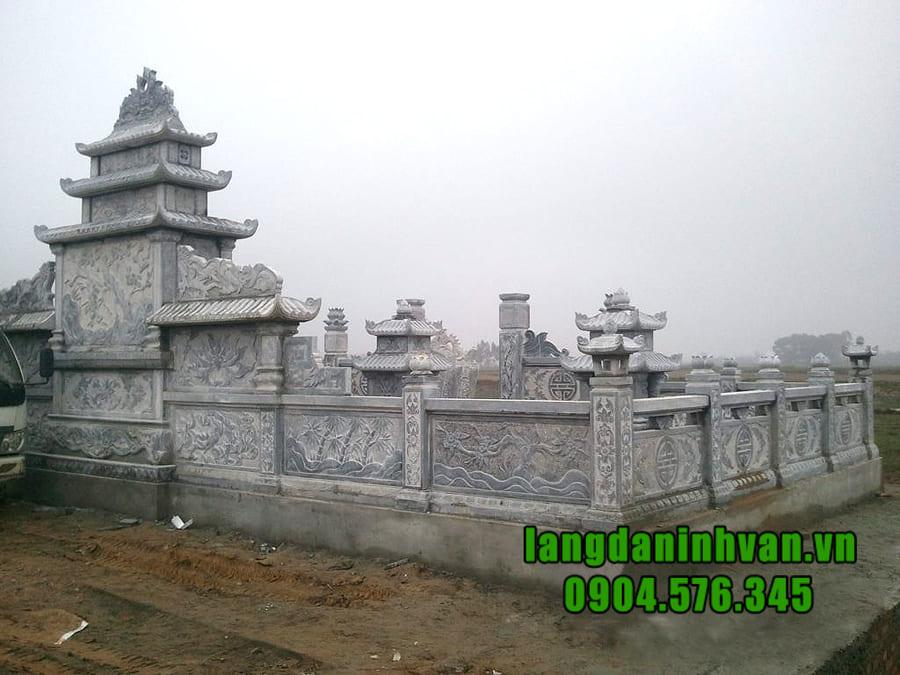 Khu lăng mộ đá Ninh Vân