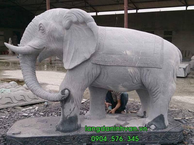 những mẫu voi đá đẹp và rẻ nhất