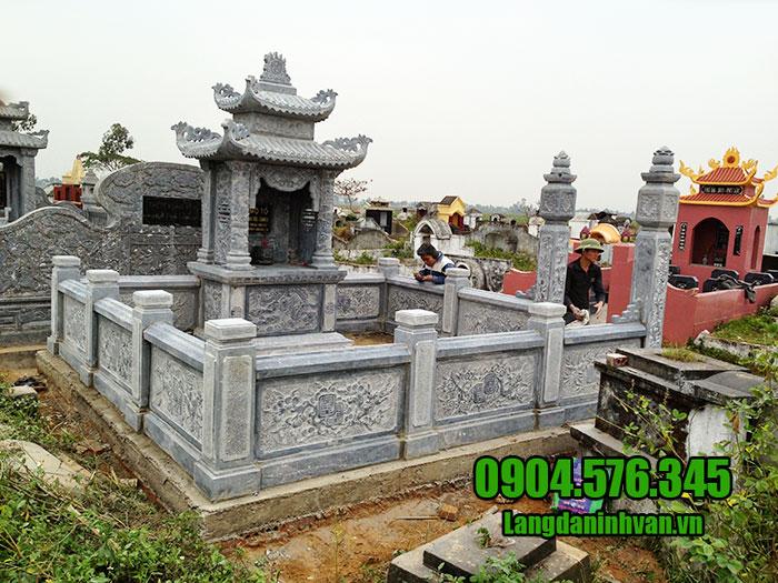cơ sở thiết kế khu lăng mộ đá ninh bình