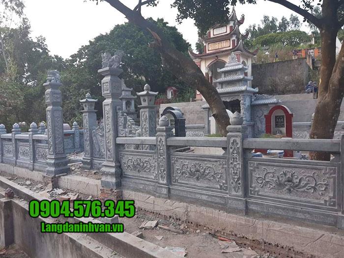 thiết kế khu lăng mộ đá ninh bình đẹp