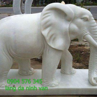 voi đá trắng giá rẻ đẹp