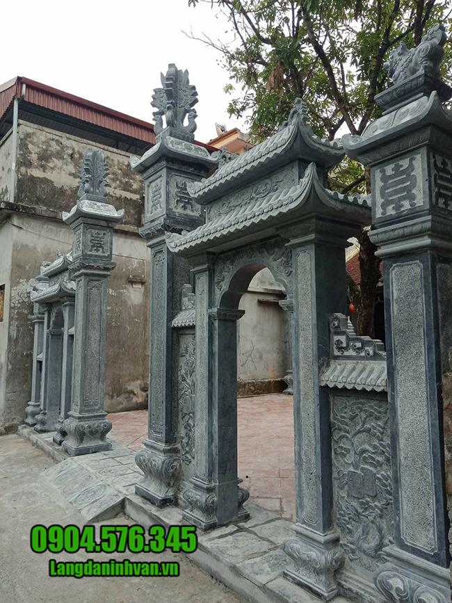 cổng nhà thờ bằng đá đẹp nhất