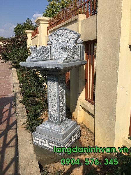 Lắp đặt bàn thờ thổ địa cho Biệt Thự tại Nghệ An