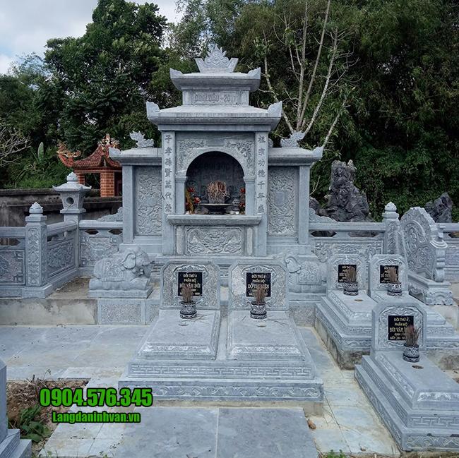 mẫu lăng mộ bằng đá đẹp nhất
