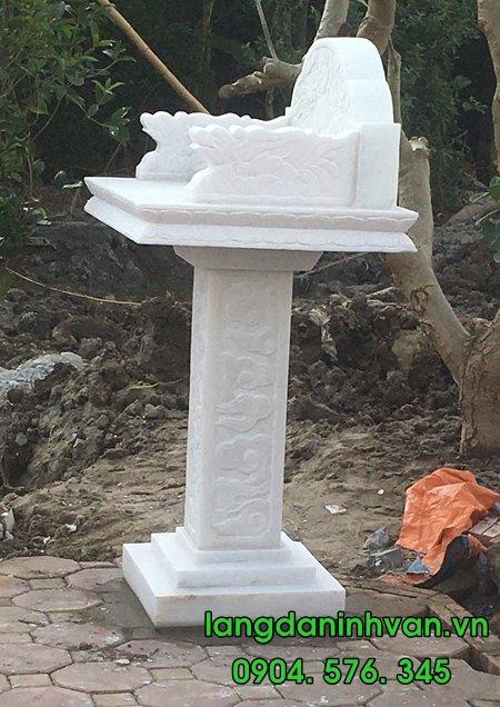 cây hương bằng đá trắng đẹp tại hà nội
