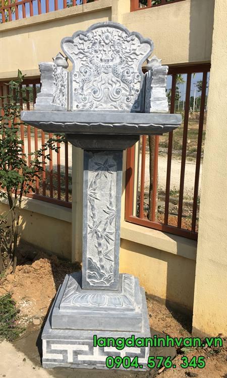 bàn thiên không mái lắp đặt tại Hà Nam