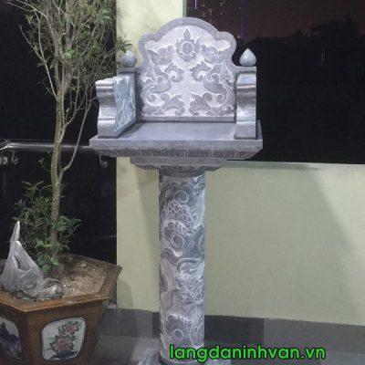 mẫu bàn thờ thiên bằng đá tự nhiên đẹp nhất